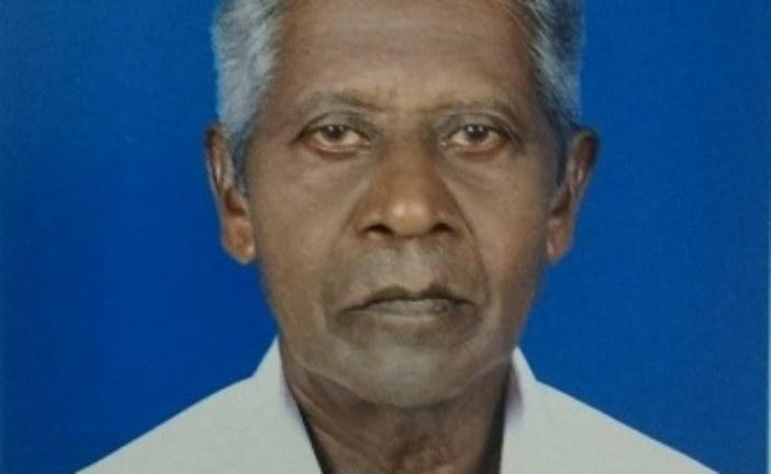 കൊളത്തൂര് നെരേപ്പറമ്പില് കൊച്ചക്കന്(94) അന്തരിച്ചു.