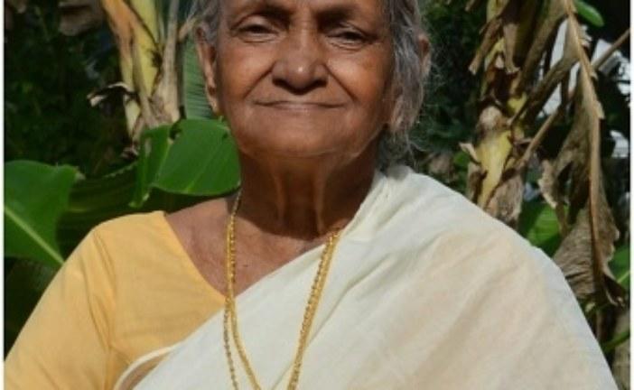 കൊടകര കാവിൽ ദേശത്ത് പരേതനായ ശ്രീ.കണ്ടേങ്ങാട്ട് നാരായണ മേനോൻന്റെ പത്നിസരസ്വതിയമ്മ (86) അന്തരിച്ചു.